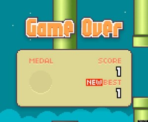 Flappy Bird Sweeps the Nation