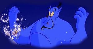 Genie, You're Free