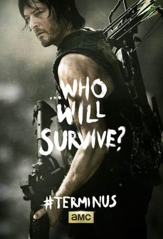 Walking Dead Season Five Premiere