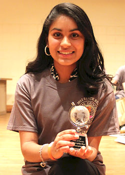Maya Patel, Extraordinaire