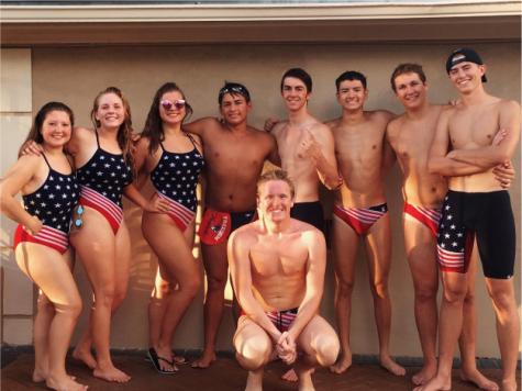 Freedom vs. Wharton Swim Meet