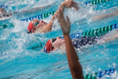 Freedom vs. Wiregrass Swim Meet: Senior Night