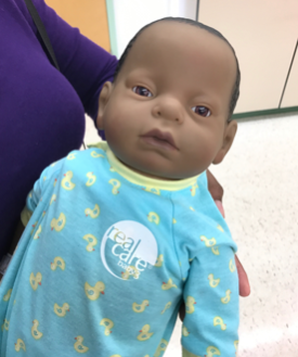 Students Take Home Simulator Babies