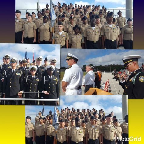 Another Strong Showing for FHS' NJROTC