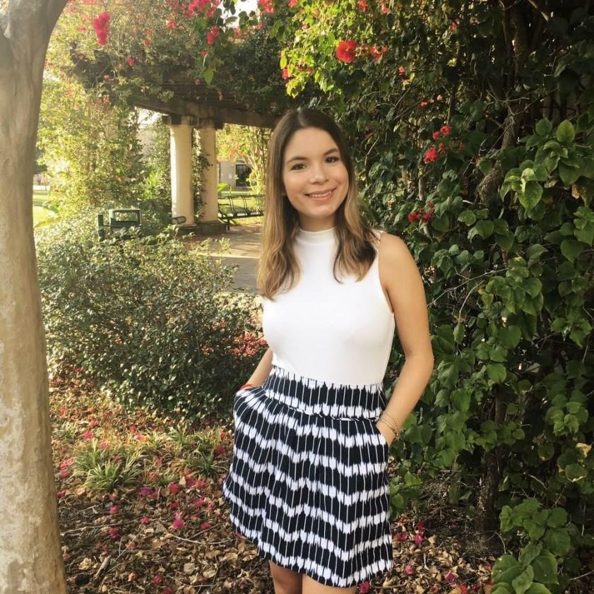 Freedom Alumna: Zona Hijazi