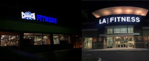 Crunch Fitness vs. LA Fitness