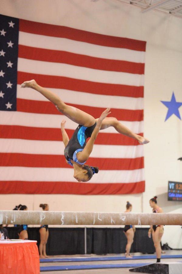 Former Gymnast Jade Martin Is Cornell-Bound