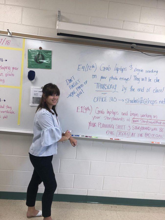 Meet Ms. Millirons