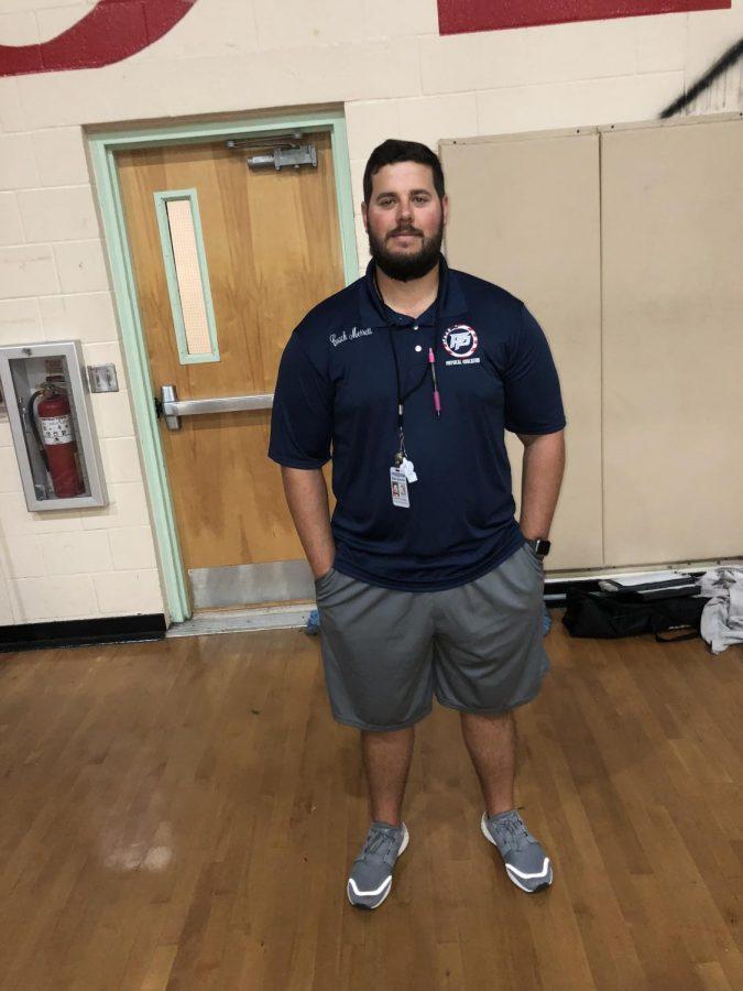 New baseball coach has big plans for season