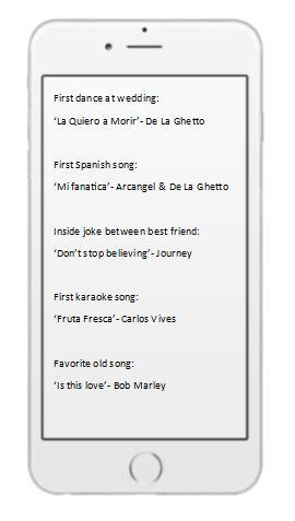 Mrs. Kalter's Playlist