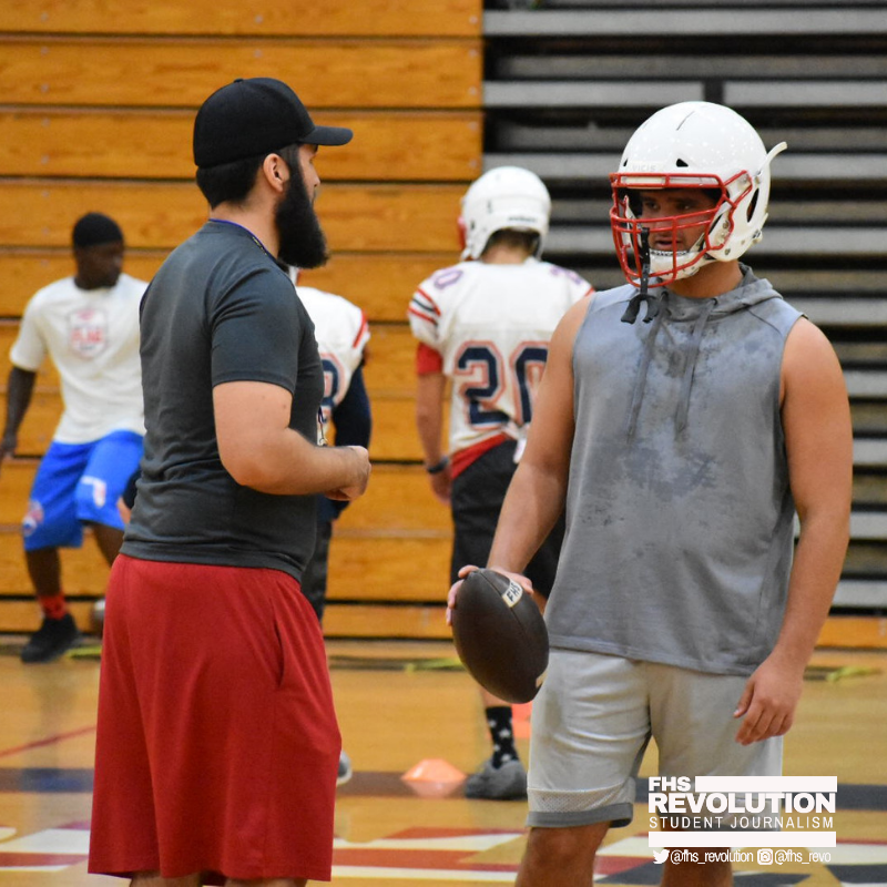 A new season brings a new coach to Freedom High School