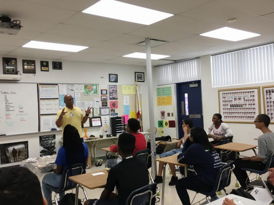 NJROTC adds new leadership to an already strong group