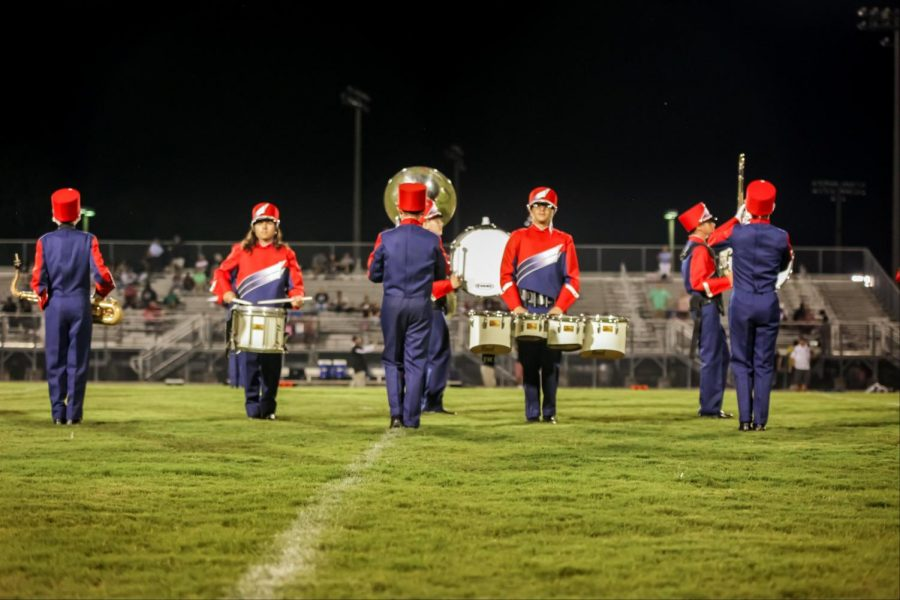 Allison Howard takes over as director of Freedom's band program