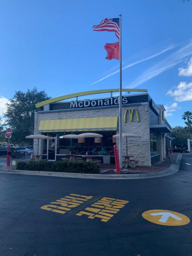 Top three fast food options