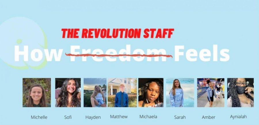 Freedom Feels: The Revolution Staff