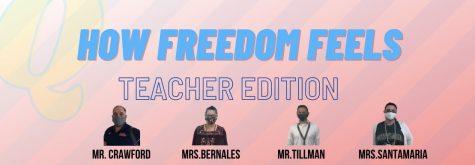 Freedom Feels: Teacher Edition