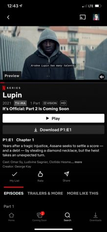 """The Major Success of """"Lupin"""""""
