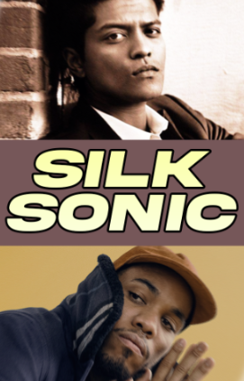 Bruno Mars and Anderson Paak form new duo called Silk Sonic