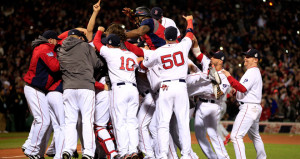 Big Papi Leads Red Sox to World Series Victory