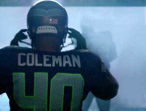 Derrick Coleman Doesn't Let Adversity Hold Him Back