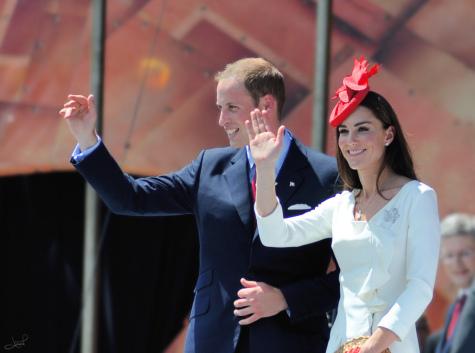 Royals Visit NYC