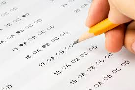 Students Up To The Test