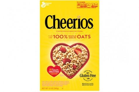 Cheerios Fail