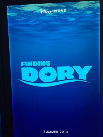 Finding Dory: Finding It's Way Into Theaters Soon