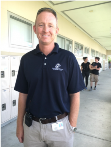 Mr. Stephenson Reflects on His First Year at Freedom