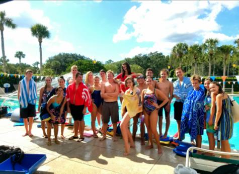 FHS Swim Team is Prepared to Make a Splash