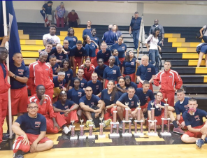 NJROTC Wins Big at First Competition