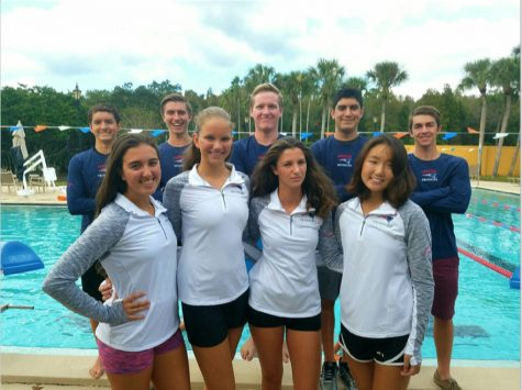 Freedom Swim Team Makes a Splash at Regionals