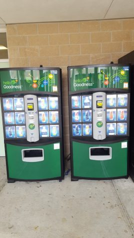 FHS Welcomes Soda Machines Back to Campus