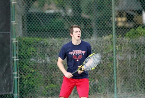 Jared Shollenberger, the Tennis Menace