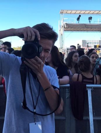 Cameraman Chase