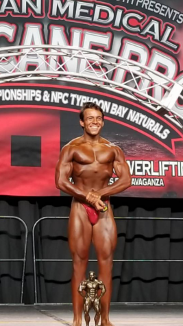 Quinn Wills: Freedom's Only Competitive Bodybuilder