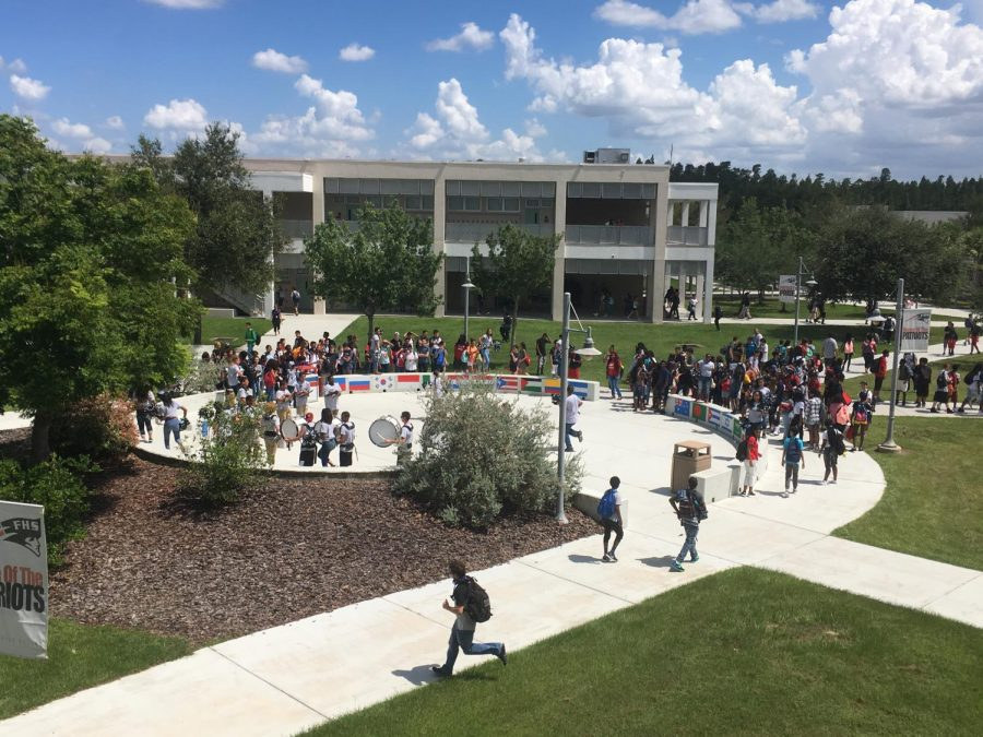 School Shootings from the Perspective of a High School Student