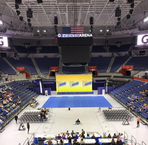 Cheerleading Team Proud of State Competition Performance