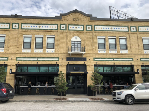 The Hall on Franklin: A Tampa Native Dining Experience