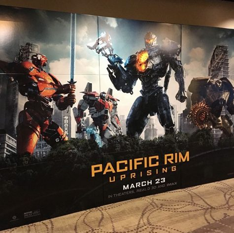 Pacific Rim Uprising: A Fun Watch