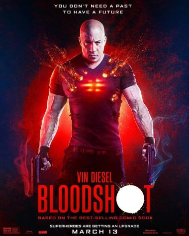 "My Coronavirus Binge Watch - ""Bloodshot"""