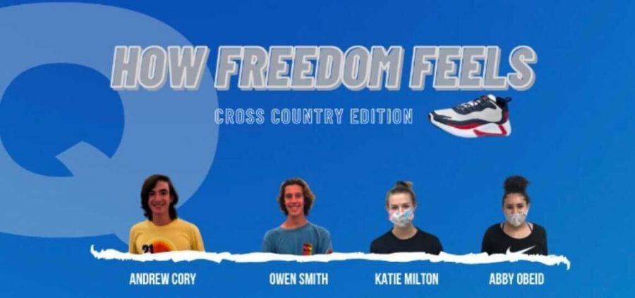 Freedom Feels: Cross Country