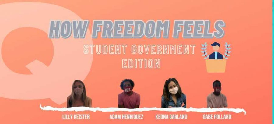 How Freedom Feels - SGA Edition