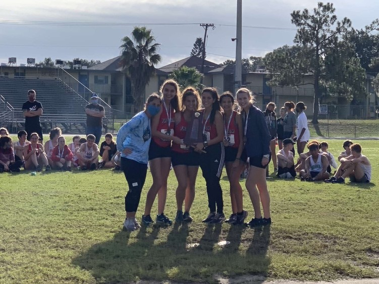 A good run...for the Freedom Cross Country team