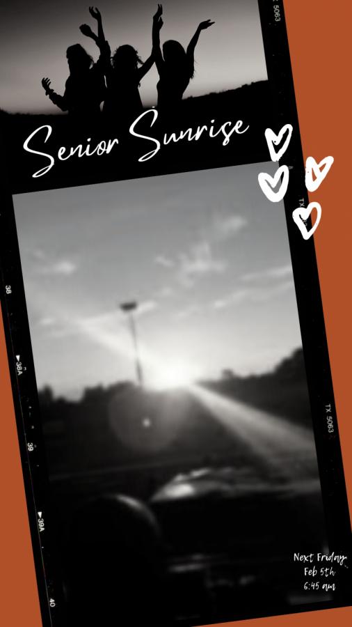 Sunrise for the Seniors