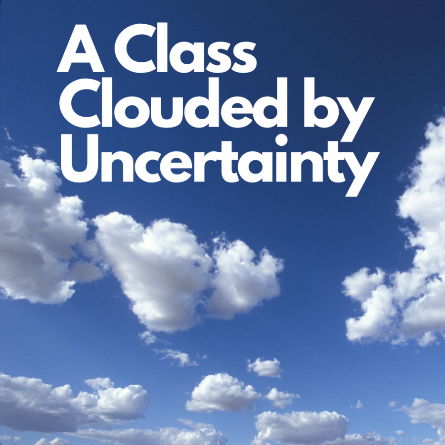 A Class Clouded By Uncertainty