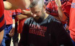 Coach keeps his word, let's team give him a fresh cut