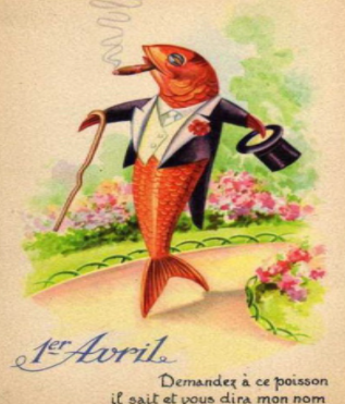 Why do we celebrate April Fool's?