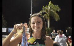 Michelle Morgan: Future Pro Swimmer