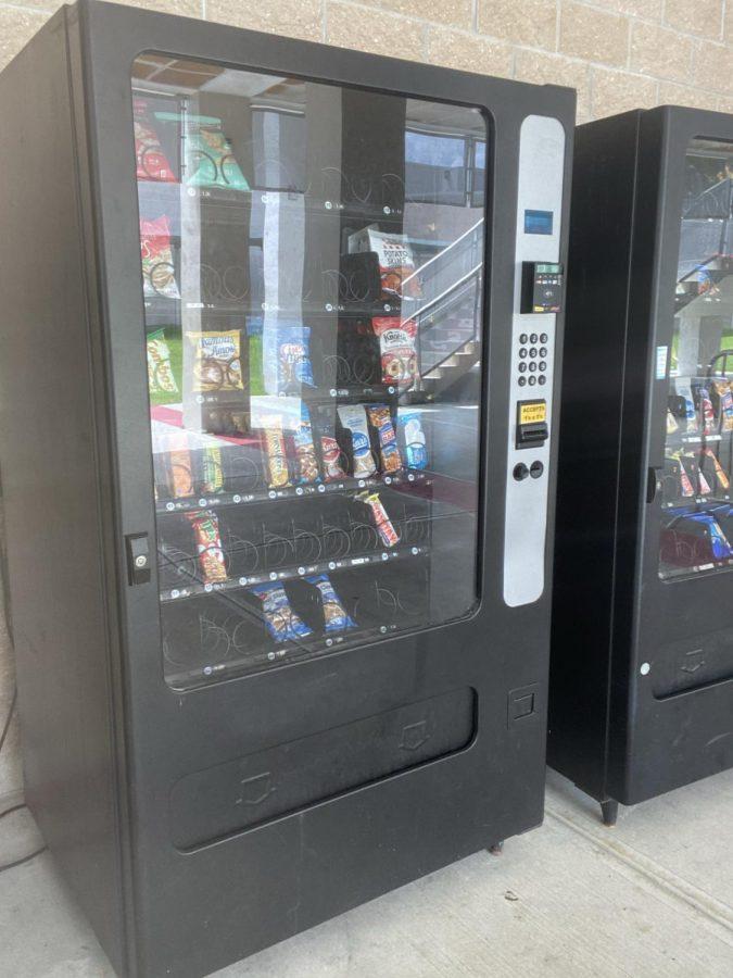 Open Vending Machines